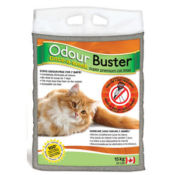 animalerie bedford,cat litter, litière pour chat, Odour Buster